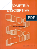 Geometría Descriptiva - B. Leighton Wellman