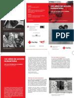 2015 Cruz Roja 150 Anos