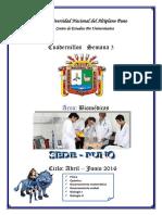 Biomedicas Semana 3