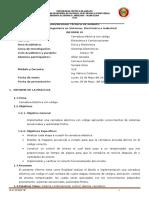 Informe III_Cerradura Electrica