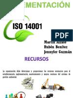 Implementacion Iso 14001