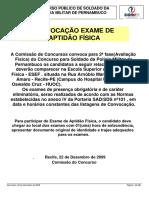 PoliciaMilitar CONVOCACAO 22-12-09