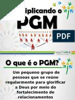 003 - Multiplicando o PGM