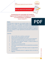 Guia CVPP 5 - Fortalecimiento de Los CVPP