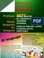 Presentacion Del Lenguaje