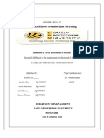 Project Dissertation Report