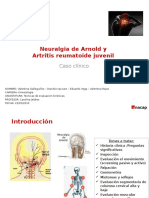 Artritis Ideopatica Juvenil Tkk