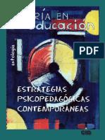 Maestría en Educación. Estrategias Psicopedagógicas Contemporáneas II
