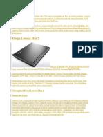 Kelebihan Lenovo Flex 2