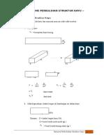 Resume Perkulihan Struktur Kayu