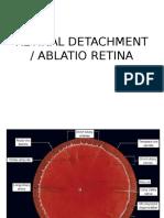 Ablatio Retina