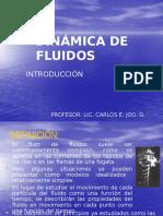 Mecanica de Fluidos 4 - Dinamica de Fluidos - 2010