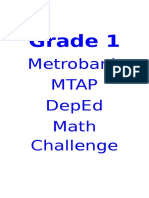 260549685 Grade 1 Mtap Reviewer