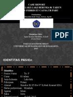 Case Report TB Paru