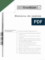CAP5 Sistema de Costos