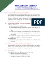 Materi Penyuluhan Filariasis
