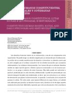 Artigo - Direitos Humanos e Teoria Crítica - David Sanchez