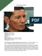 José Patrocinio Jiménez