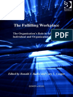 Fullfilling Workplace
