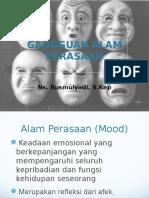 3. Gangguan Alam Perasaan