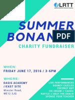 Summmer Bonanza Poster