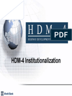 10HDM 4Institutionalization2008!10!22