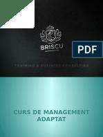 Curs Management
