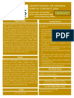 A. Understanding Jkr Sarawak Form of Contract 2006
