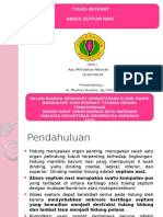 Referat THT Abses Septum