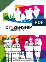 Article IV VI
