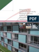 XPU Flooring Balcony Case Study