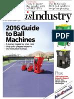 201607 Tennis Industry magazine