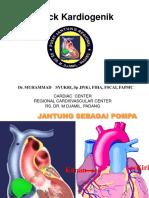Shock Cardiogenic Kuliah S1
