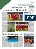 La Provincia Di Cremona 05-06-2016 - Calcio Lega Pro - Pag.3
