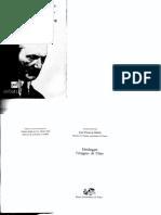 Heidegger. l'Énigme de l'Étre . Jean-François Mattéi
