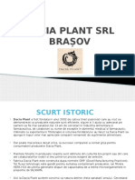 Dacia Plant Srl