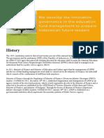 LPDP Profile English