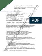 Procedimientos Para El Ajuste y La Calibracion Del Cuerpo de Aceleracion