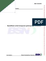 SNI 1729-2015 Baja Terbaru