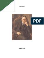 Cechov Antòn  - Novelle