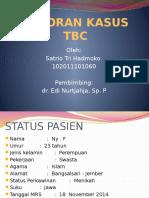 Lapsus TBC