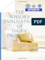The Sensory Evaluation of Dairy Products - Clark _ Costello _ Drake _ Bodyfelt