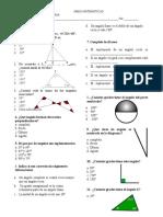 Examen de Trigonometria Tipo Icfes 2016