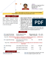 Dr Mrinalini J Singh CV 5 Years 8 Months Exp