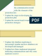 Marketing Communication and Promotion Mix