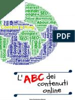 L'ABC Dei Contenuti Online