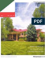 Albuquerque Journal Homestyle 06/05/2016