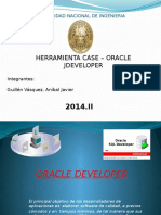 Oracle Developer Final