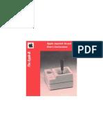 Apple Joystick IIe and IIc User's Instructions