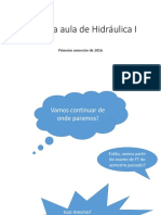 Primeira aula de Hidráulica I.pdf